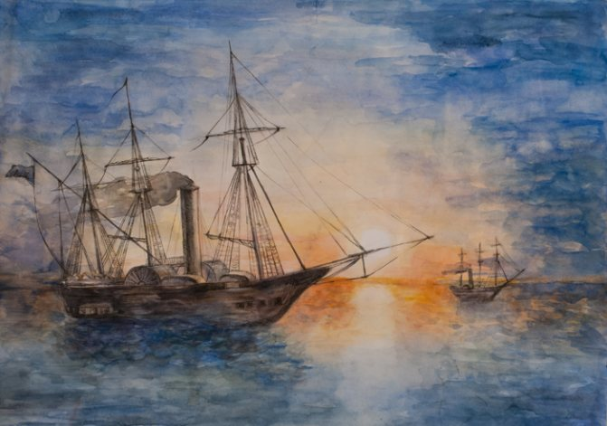 Густав Климт «Голая правда»