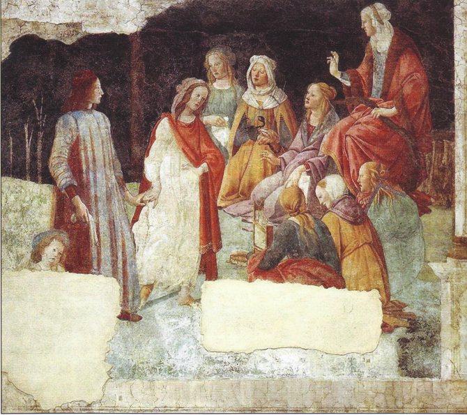 Густав Климт «Мальчезине на озере Гарда»